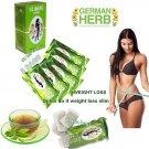 200 TEA BAGS GERMAN HERB SLIMING TEA HELP SLEEP LOSS FAST SLIM DETOX DIET WEIGHT