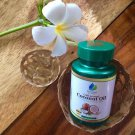 Coconut Oil by Mermaid  New Cold Pressed 100% Healthy Premium 1 bottle 40 tablet.
