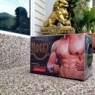 Happy Coffee Instant Coffee Concentrated Formula Weight Loss For Health 10 Sachet