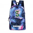 Riverdale Galaxy Backpack Quality Kids School Bags Laptop Bags Best Gift Idea