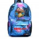 Kids Roblox Backpack Oxford Canvas School Backpack Apple iPad Bags Galaxy