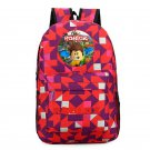 Roblox Backpack Kids School Bag Oxford Canvas Student Pink Macbook Bag
