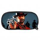 Red Dead Redemption 2 John Marston Pencil Case Pen Cases Red