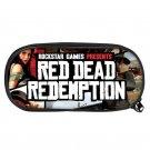 Red Dead Redemption 2 Black Pencil Case Pen Bags Best Gift