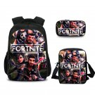 Fortnite Royal Soldiers Backpack Should Bag Pencil Bag For Students Teenage Black