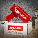 Supreme Cash Gun Red 100 Paper Cash Make it Rain Cool Gift