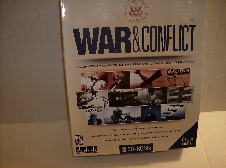 WAR & CONFLICT IMAGE