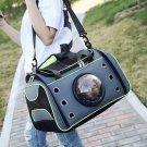 Space Capsule Carrier Travel Handbag Puppies Dogs Cats Pet Carrier Bag Comfortable Shoulder Strap