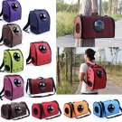 Backpack shoulder bag pet travel comfort carrier puppy dog kitten cat space style outdoors supplies