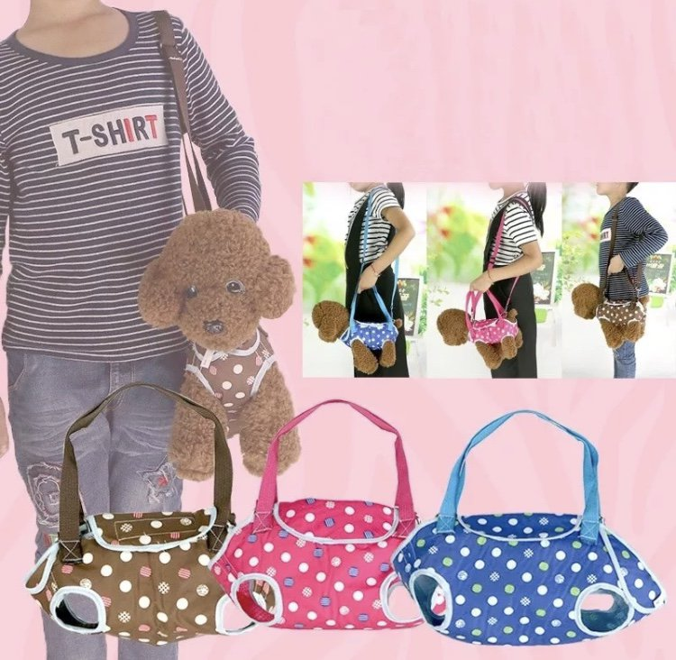 Pet Carrier Hand Bag Purse XS-L Puppy Dog Hand Bag Kitten Cat Holder Shoulder Bag Travel Outdoors