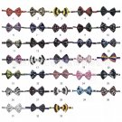 Adjustable Bow Tie Pet Collar Puppy Dog Kitty Cat Cute Pattern Prop Accessory