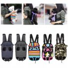 Pet Holder Nylon Mesh Puppy Dog Cat Carrier Backpack Front Net Travel Bag Tote Sling Carrier