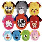 Graphic Print Pet Sweater XS-2XL Cute Cartoon Japanese Characters Disney Puppy Dog Clothes