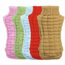 Pet Knit Pullover Sweater XS-2XL Puppy Dog Kitten Cat Warm Clothes Coat Costumes Outwear Apparel