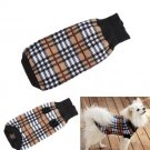 Pet Knit Pullover Sweater XS-2XL Puppy Dog Kitten Cat Warm Clothes Coat Outwear Fashion Apparel