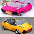 Sports Car Shape Pet Bed House Nest Puppy Dog Cat Plush Kennel Sleep Cushion Animal Sofa Bedding