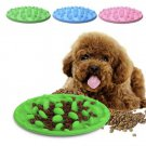 Pet Anti-Gulping Slow Down Food Water Eating Drinking Puppy Dpg Kitten Cat Bowl Pets Supplies