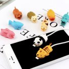 Puppy Dog Cable Bites Phone Charger Protector Animal iPhone Charger Cord Pet Parent Accesories
