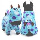Sulley Monsters Inc Disney Pixar XXS-L Pet Hoodie Puppy Dog Costume Halloween Winter Warm Clothes