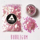 Bubblegum Chunky Sequins Glitter Face Nail Body Art Decoration Stickers Rave Festival Eye Beauty