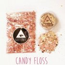 Candy Floss Chunky Sequins Glitter Face Nail Body Art Decoration Stickers Rave Festival Eye Beauty