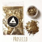 Prosecco Chunky Sequins Glitter Face Nail Body Art Decoration Stickers Rave Festival Eye Beauty
