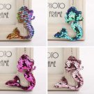 Mermaid Fish Scale Tail Sequin Keychain Keyring Sea Beach Mythical Fashion Rave Festival Accessories