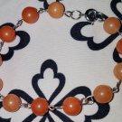 Red Aventurine Link Bracelet