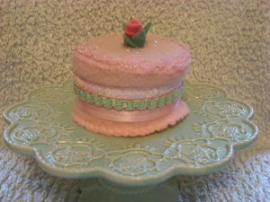 Childrens Playtime Sweet Treats----Pink Raspberry Cake