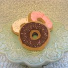 Childrens Playtime Sweet Treats---3 Sprinkle Donuts