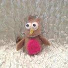 Owl Felt Barrette