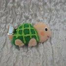 Turbo the Turtle Felt Barrette