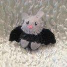 Baxter the Bat Felt Barrette