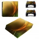 Vinyl Decal Abstract Skin Sticker for Sony PlayStation 4 Pro