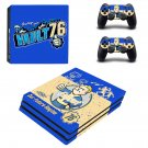 Vinyl Fallout 76 Decal Sticker for Sony PlayStation 4 Pro