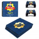 Fallout Vinyl Skin Sticker for Sony PlayStation 4 Pro