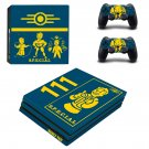 Decal Special Fallout Skin Sticker for Sony PlayStation 4 Pro