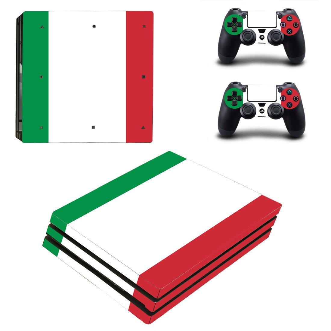 Vinyl Decal Italy Skin Sticker for Sony PlayStation 4 Pro