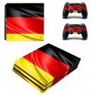 Germany Vinyl Decal Skin Sticker for Sony PlayStation 4 Pro