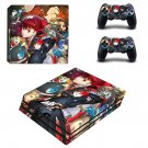 Persona 5 Vinyl Decal Skin Sticker for Sony PlayStation 4 Pro