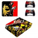 Vinyl Persona 5 Skin Sticker for Sony PlayStation 4 Pro
