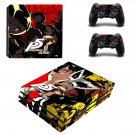 Persona 5 Decal Skin Sticker for Sony PlayStation 4 Pro