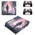 Last Of Us Decal Skin Sticker for Sony PlayStation 4 Pro