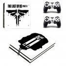 Vinyl The Last Of Us Skin Sticker for Sony PlayStation 4 Pro