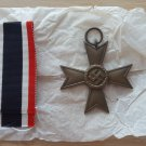 "Kriegsverdienst Kreuz 2 Klasse ohne swerten"" or ""War Merit Cross 2nd Class without swords"""