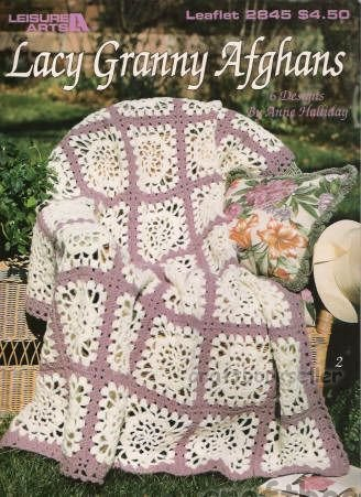 Lacy Granny Afghans