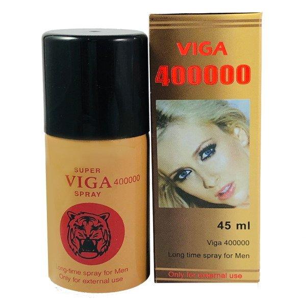 VIGA Gold 40000 Delay Spray for Men - Strong Men Delay Spray Prolong Ejaculation