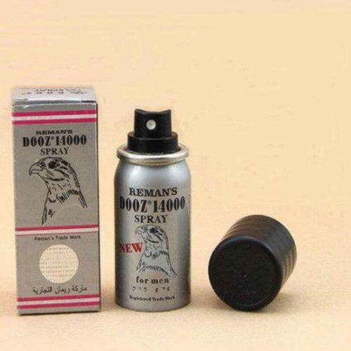 DOOZ 14000 Delay Spray for Men - Strong Men Delay Spray Prolong Ejaculation