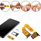 Nano Unlock SIM Chip for iPhone 12 for Latest iOS14 SIM Card