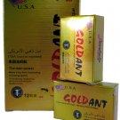 Gold Ant Men Sexual Stimulant Sex Pill Enhancement - 12 Pills